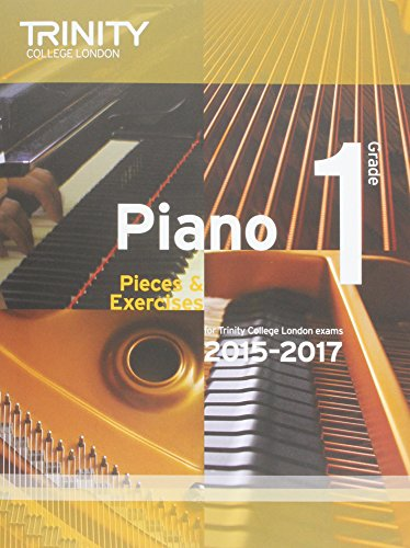9780857363190: Piano 2015-2017: Grade 1: Pieces & Exercises