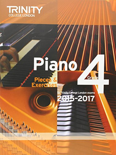 9780857363220: Piano 2015-2017: Grade 4: Pieces & Exercises