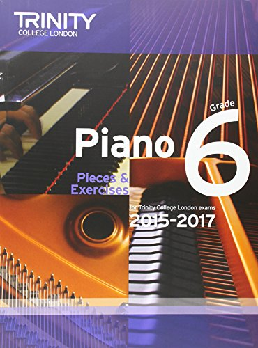 9780857363244: Piano 2015-2017: Grade 6: Pieces & Exercises