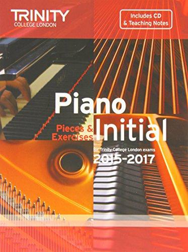 9780857363275: Piano Grade Initial 2015-2017: Pieces & Exercises