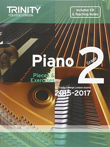 9780857363299: Piano 2015-2017: Grade 2: Pieces & Exercises