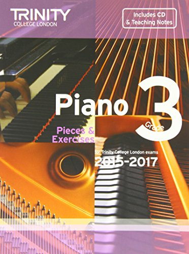 9780857363305: Piano 2015-2017: Grade 3: Pieces & Exercises