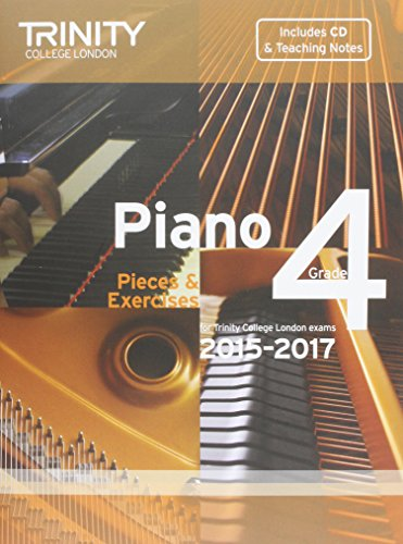 9780857363312: Piano 2015-2017: Grade 4: Pieces & Exercises