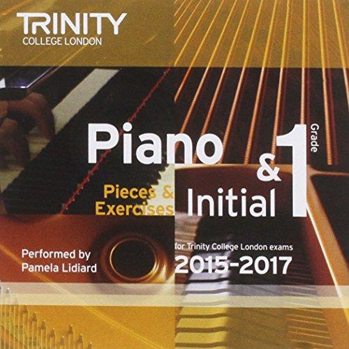 9780857363367: Piano Initial 2015-2017: Grade 1