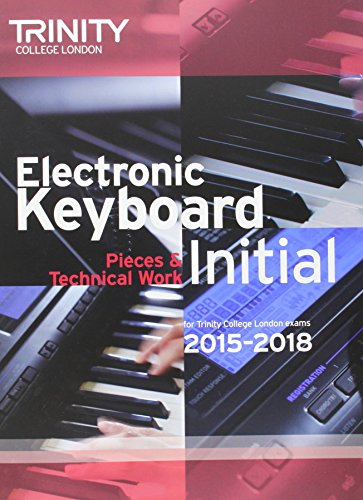 9780857363718: Electronic Keyboard Initial from 2015 (Keyboard Exam Repertoire)
