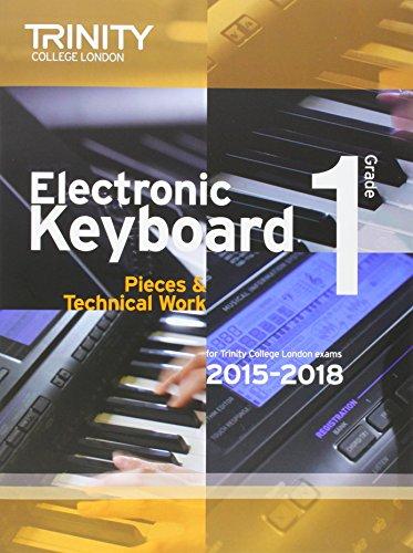 9780857363725: Electronic Keyboard 2015-2018: Grade 1