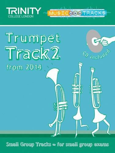 9780857363923: Small Group Tracks: Track 2 Trumpet from 2014 (Music Tracks)
