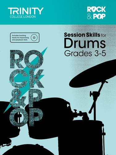 9780857364012: Session Skills for Drums Grades 3-5