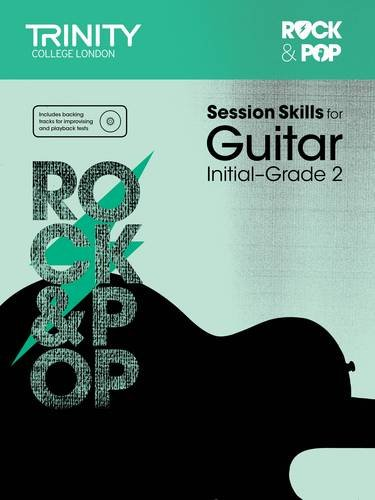 9780857364036: Session Skills for Guitar Initial-Grade 2