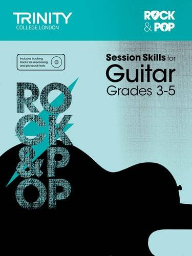 9780857364043: Session Skills for Guitar Grades 3-5