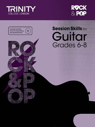 9780857364050: Session Skills for Guitar Grades 6-8