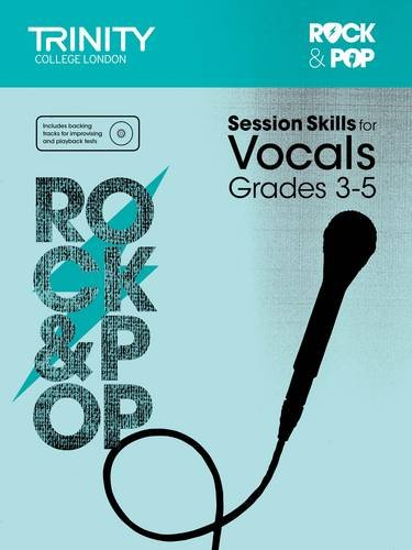 9780857364104: Session Skills for Vocals Grades 3-5