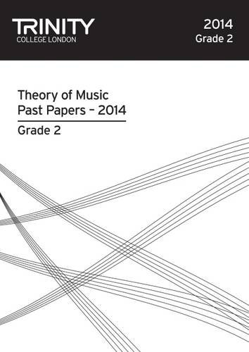 Trinity College London Music Theory Past Papers: Trinity College London