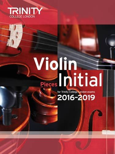 9780857364357: Violin Exam Pieces Initial 2016-2019 (Score & Part)