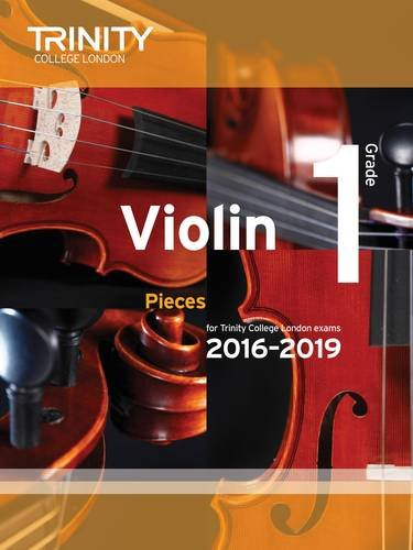 9780857364364: Violin Exam Pieces Grade 1 2016-2019 (Score & Part)