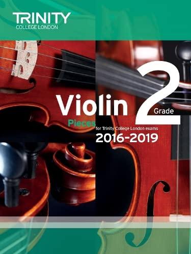 9780857364371: Violin Exam Pieces Grade 2 2016-2019 (Score & Part)