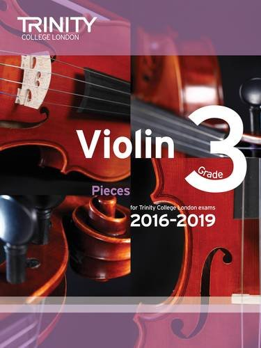9780857364388: Violin Exam Pieces Grade 3 2016-2019 (Score & Part)