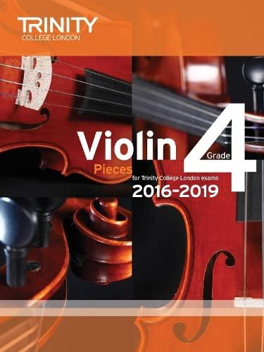 9780857364395: Violin Exam Pieces Grade 4 2016-2019 (Score & Part)