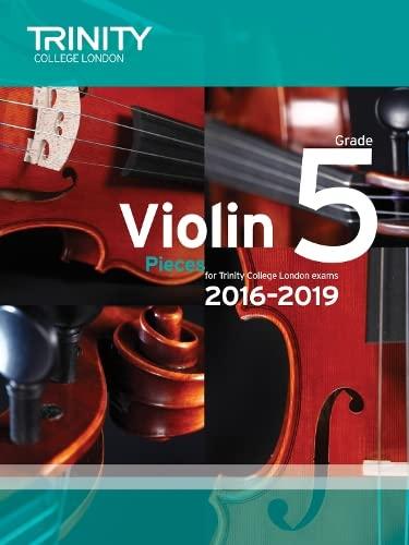 9780857364401: Violin Exam Pieces Grade 5 2016-2019 (Score & Part)