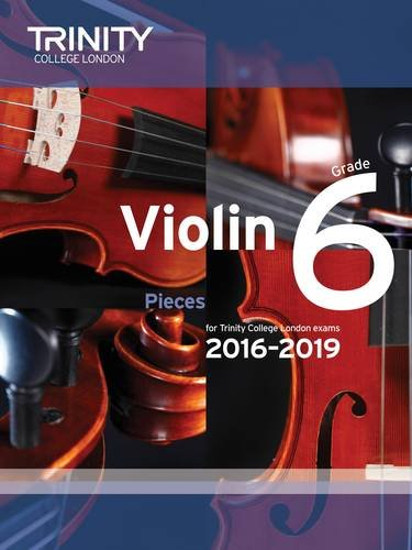 9780857364418: Violin Exam Pieces Grade 6 2016-2019 (Score & Part)
