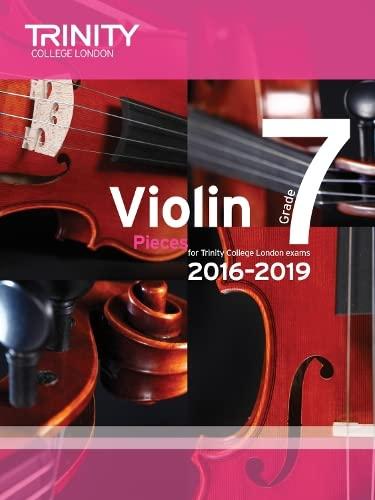 9780857364425: Violin Exam Pieces Grade 7 2016-2019 (Score & Part)