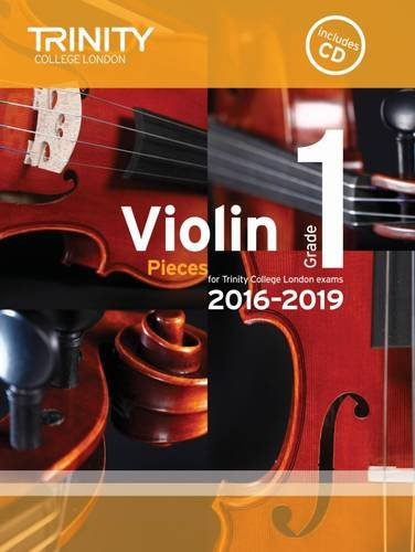9780857364456: Violin Exam Pieces Grade 1 2016-2019 (Score, Part & CD)
