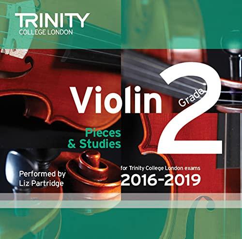 9780857364630: Violin CD Grade 2 2016-2019