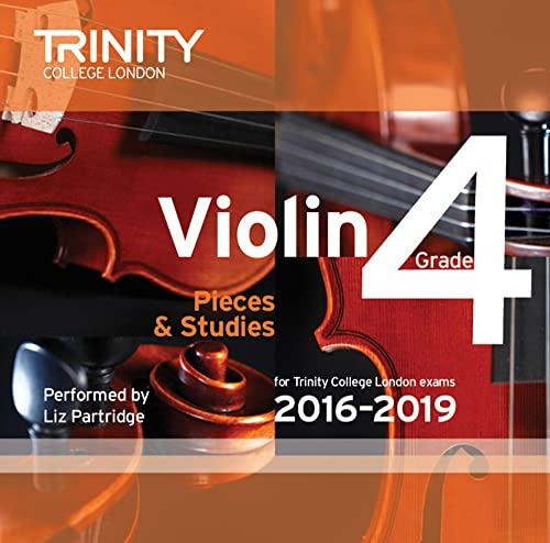 9780857364654: Violin CD Grade 4 2016-2019