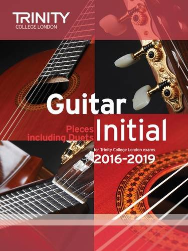 9780857364708: Guitar Exam Pieces Initial 2016-2019