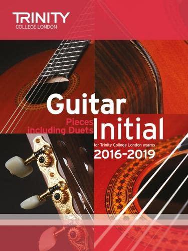 9780857364708: Guitar Exam Pieces Initial 2016-2019