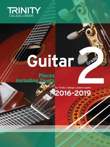 9780857364722: Guitar Exam Pieces Grade 2 2016-2019