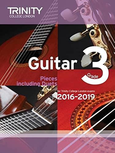9780857364739: Guitar Exam Pieces Grade 3 2016-2019