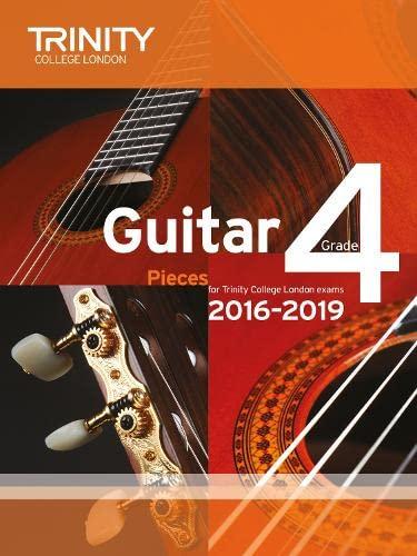 9780857364746: Guitar Exam Pieces Grade 4 2016-2019