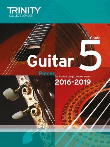 9780857364753: Guitar Exam Pieces Grade 5 2016-2019