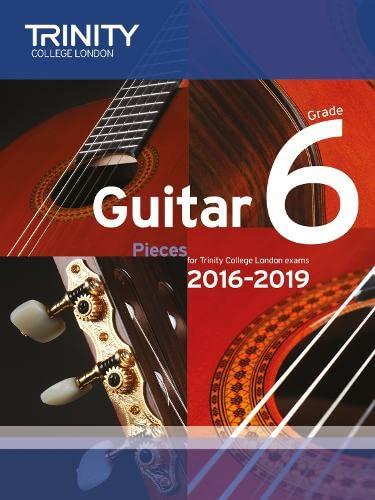 9780857364760: Guitar Exam Pieces Grade 6 2016-2019