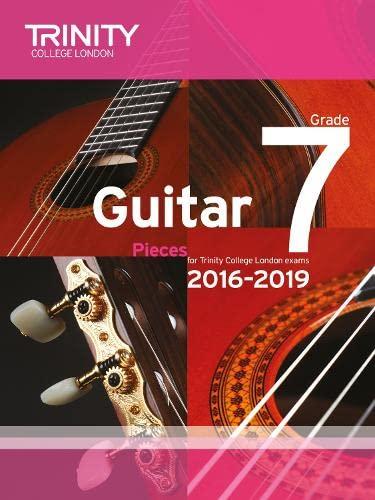 9780857364777: Guitar Exam Pieces Grade 7 2016-2019