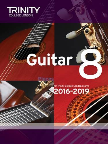 9780857364784: Guitar Exam Pieces Grade 8 2016-2019