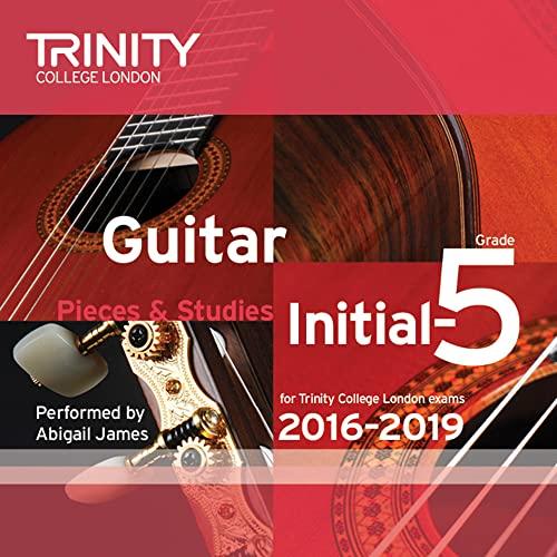 9780857364791: Guitar CD Initial-Grade 5 2016-2019