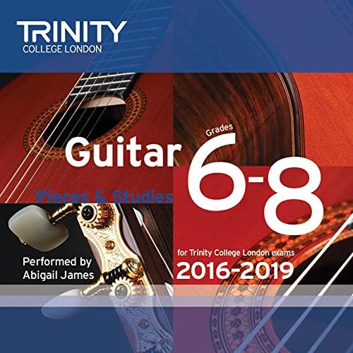 9780857364807: Guitar CD Grades 6-8 2016-2019