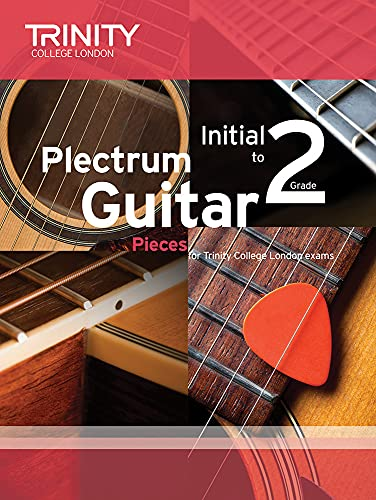 9780857364838: Plectrum Guitar Pieces Initial-Grade 2