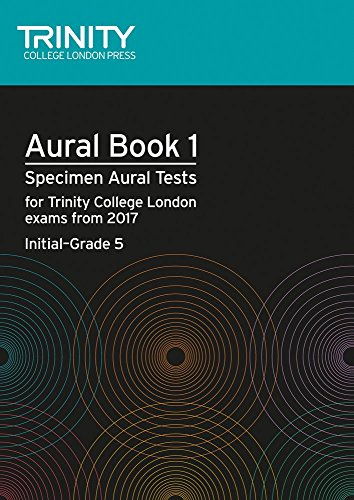 9780857365354: Aural Tests Book 1 from 2017 (Initial Grade 5)