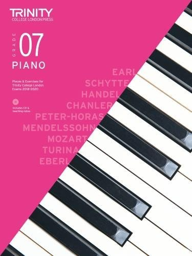 Piano Exam Pieces & Exercises 2018-2020 Grade 7, with CD & Teaching Notes (Piano 2018-2020)...