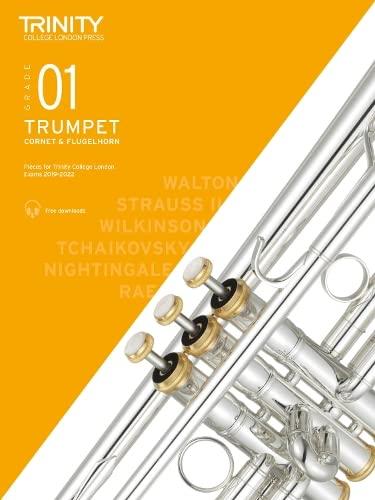 9780857367709: Trinity College London Trumpet, Cornet & Flugelhorn Exam Pieces 2019-2022 Grade 1