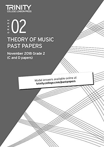Trinity College London Theory of Music Past: Trinity College London