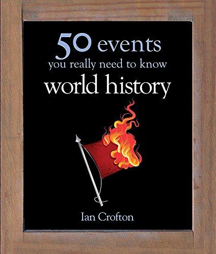 9780857380753: World History: 50 Key Milestones You Really Need to Know (50 Ideas You Really Need To Know series)
