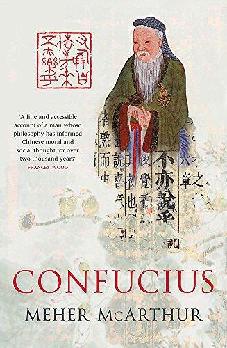 Confucius: Meher McArthur