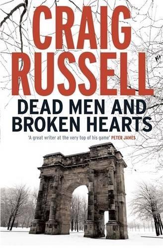 9780857381835: Dead Men and Broken Hearts: A Lennox Thriller