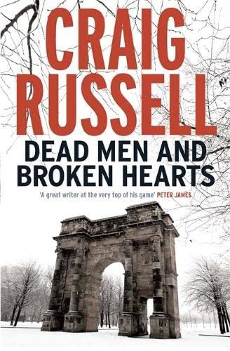 9780857381842: Dead Men and Broken Hearts: A Lennox Thriller