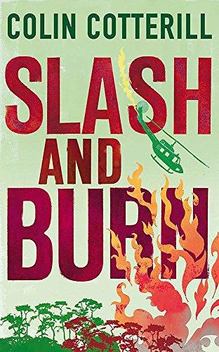 9780857381972: Slash and Burn: A Dr Siri Murder Mystery (Dr. Siri Mystery)