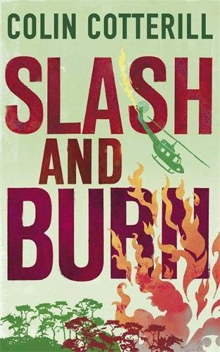 9780857381989: Slash and Burn: A Dr Siri Murder Mystery